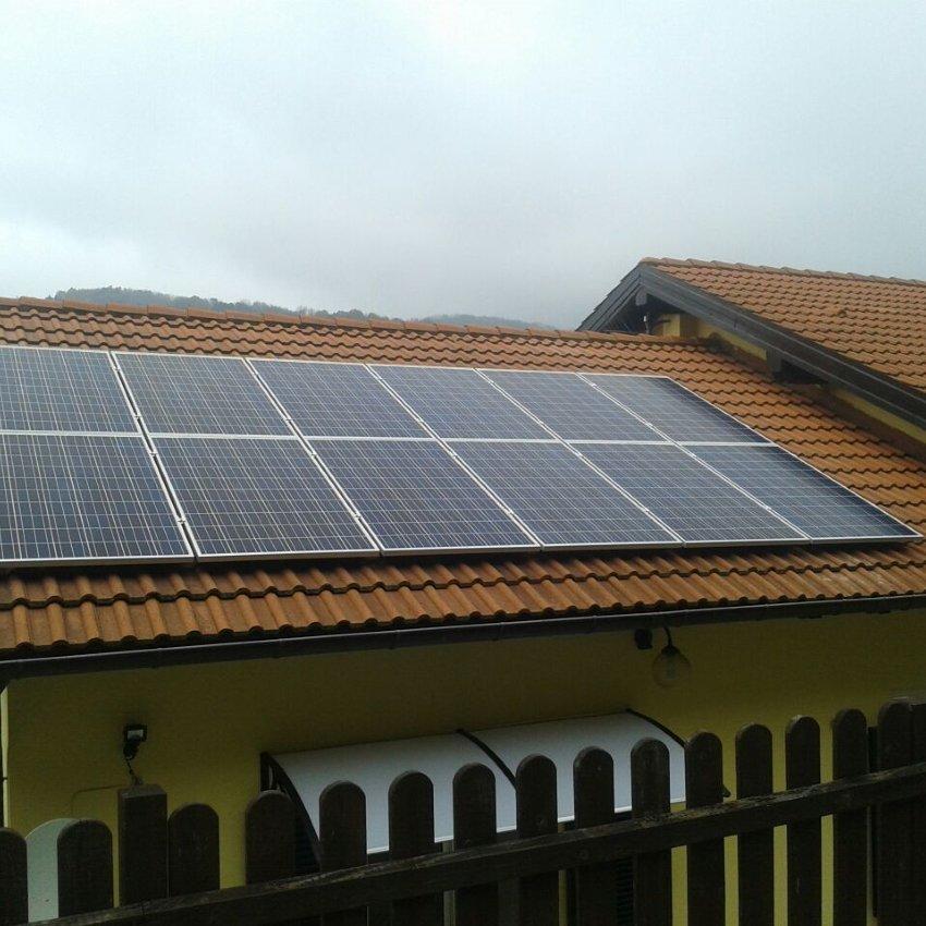 Tegole 3 kWp – impianti domestici solari – synergica