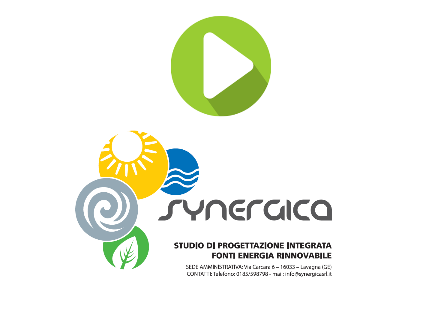 logo synergica video youtube